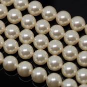 Round Pearl Swarovski (Круглый жемчуг Сваровски) 5810 Жемчуг Сваровски (Pearl) Cream Кремовый
