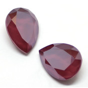 Fancy Stone Swarovski (Капли Сваровски) 4320 Fancy Stone Капли Dark Red
