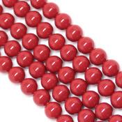 Round Pearl Swarovski (Круглый жемчуг Сваровски) 5810 Жемчуг Сваровски Red Coral