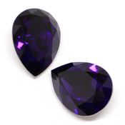 Fancy Stone Swarovski (Капли Сваровски) 4320 Капли Swarovski Purple Velvet
