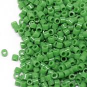Японский Бисер MIYUKI Delica Opaque Pea Green (DBM0724)