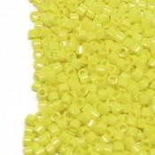 Японский Бисер MIYUKI Delica Opaque Yellow (DBM0721)