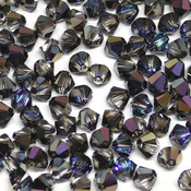 Биконусы Swarovski Crystal Heliotrope