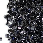 Японский Бисер TOHO Треугольный металлик гематит (81)