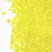 Японский Бисер TOHO Цилиндрический прозрачный желтый (12)