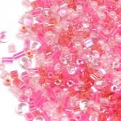 Японский Бисер TOHO Микс TOHO №3 розовый