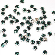 Шатоны Swarovski Emerald