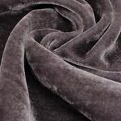 Шелковый бархат Серый беж