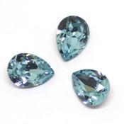 Fancy Stone Swarovski (Капли Сваровски) 4320 Капли Swarovski Light turquoise