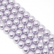 Round Pearl Swarovski (Круглый жемчуг Сваровски) 5810 Жемчуг Сваровски Lavender
