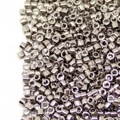 Японский Бисер MIYUKI Delica Steel (DB21) стальной