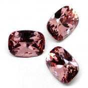 Round Stones Swarovski (Ювелирные кристаллы Сваровски) Cushion Fancy Stone Swarovski Antique Pink
