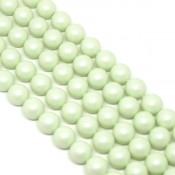 Round Pearl Swarovski (Круглый жемчуг Сваровски) 5810 Жемчуг Сваровски Pastel Green